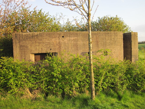 Hartlepool Pillbox, Golf Club