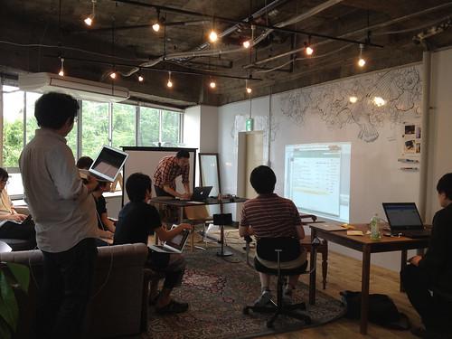 Hackathon @ PoRTAL Shibuya