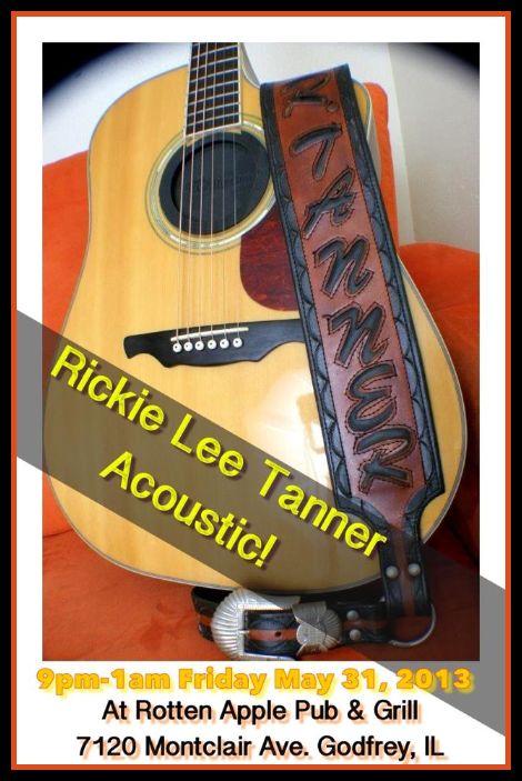 Rickie Lee Tanner 5-31-13