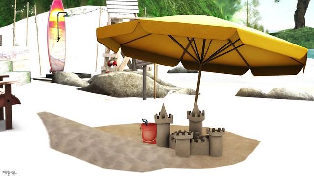 Makeshift Beach 4