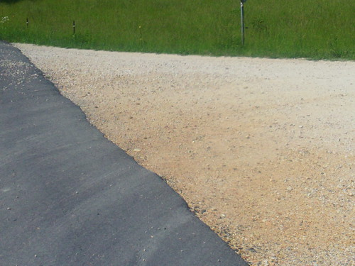 switcing from gravel to paved in TN