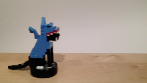 LEGO Roomba Cat ...in action! [VIDEO] & Cat+Shark costume+Roombau003dInternet   The Brothers Brick   The ...
