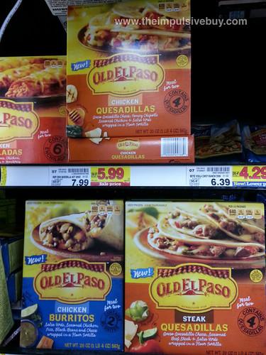 Old El Paso Meals 3