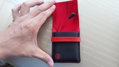 ชุดกระเป๋าแบตเตอรี่สำหรับ Plantronics BackBeat Go 2