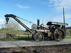 "Fowler Road Locomotive 17106 ""Duke of York"""