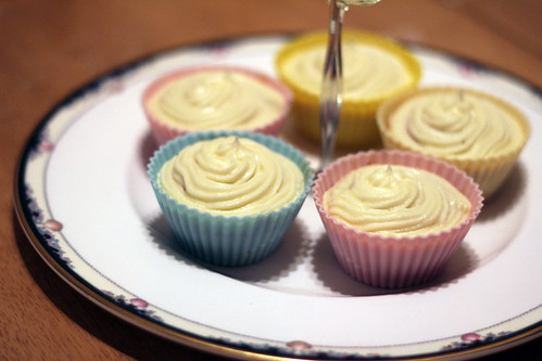 Earl Grey Cup Cakes (2/6)