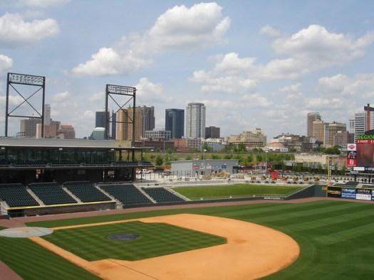 Regions Field, Birmingham AL