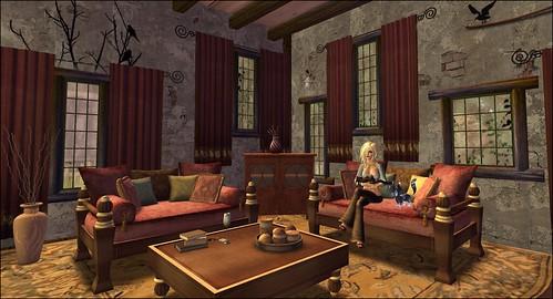 Sweet Fantasy Cottage