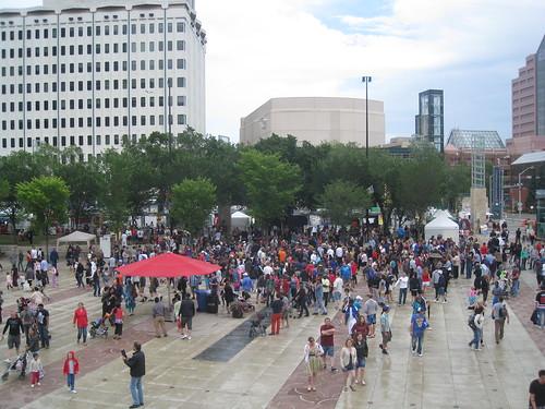 2013 Edmonton International Street Performers Festival