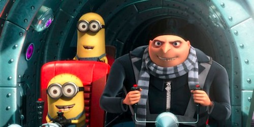 Despicable Me: Mi Villano Favorito