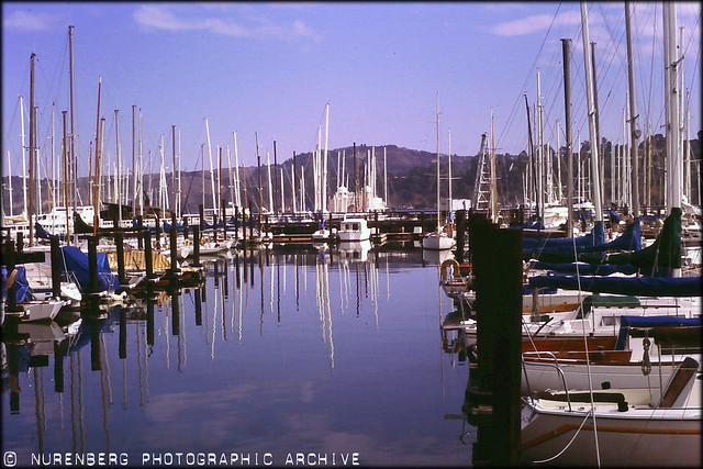 WmN#0113-00036 San Francisco Marina 1985