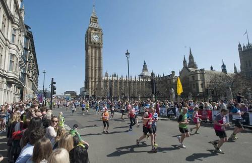 Maraton de Londres 2014