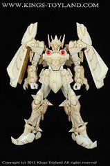 MG Versal Knight Gundam Resin Conversion Kit (13)