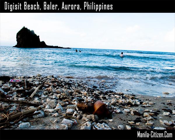 Digisit Beach