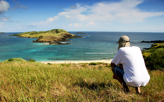 Calaguas Island hiking adventure