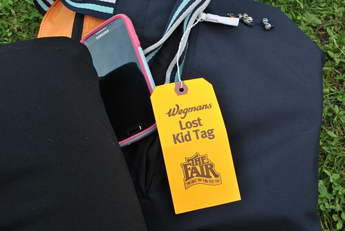 Lost Kid Tag