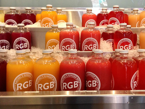 Places to eat in Seattle - Rachels Ginger Beer