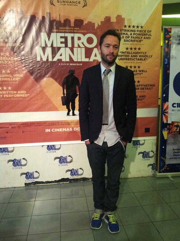 Sean Ellis, Metro Manila