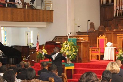 16th Street Baptist Church 50 Year