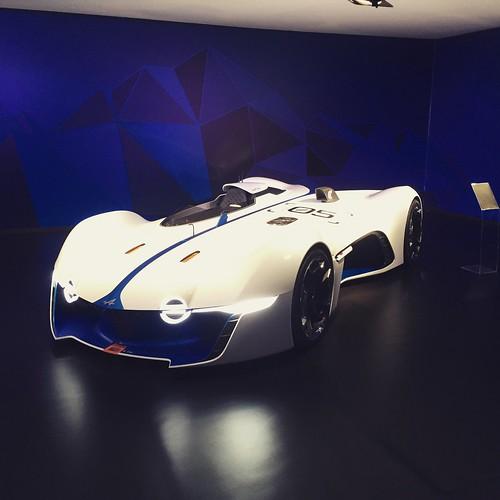Alpine Vision Gran Turismo - Alpine Hospitality 2015