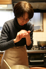 Kyoto home cooking class #3