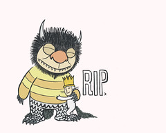 RIP Maurice Sendak by themookscomic
