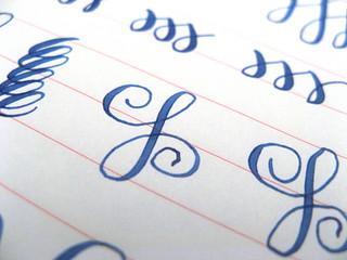 Namiki Blue Ink
