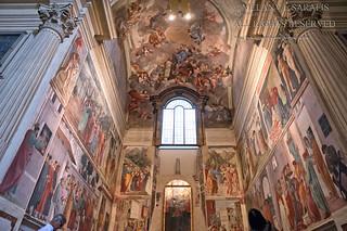 Brancacci Chapel, Santa Maria del Carmine
