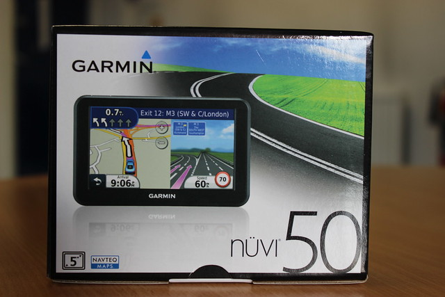 Garmin NUVI50