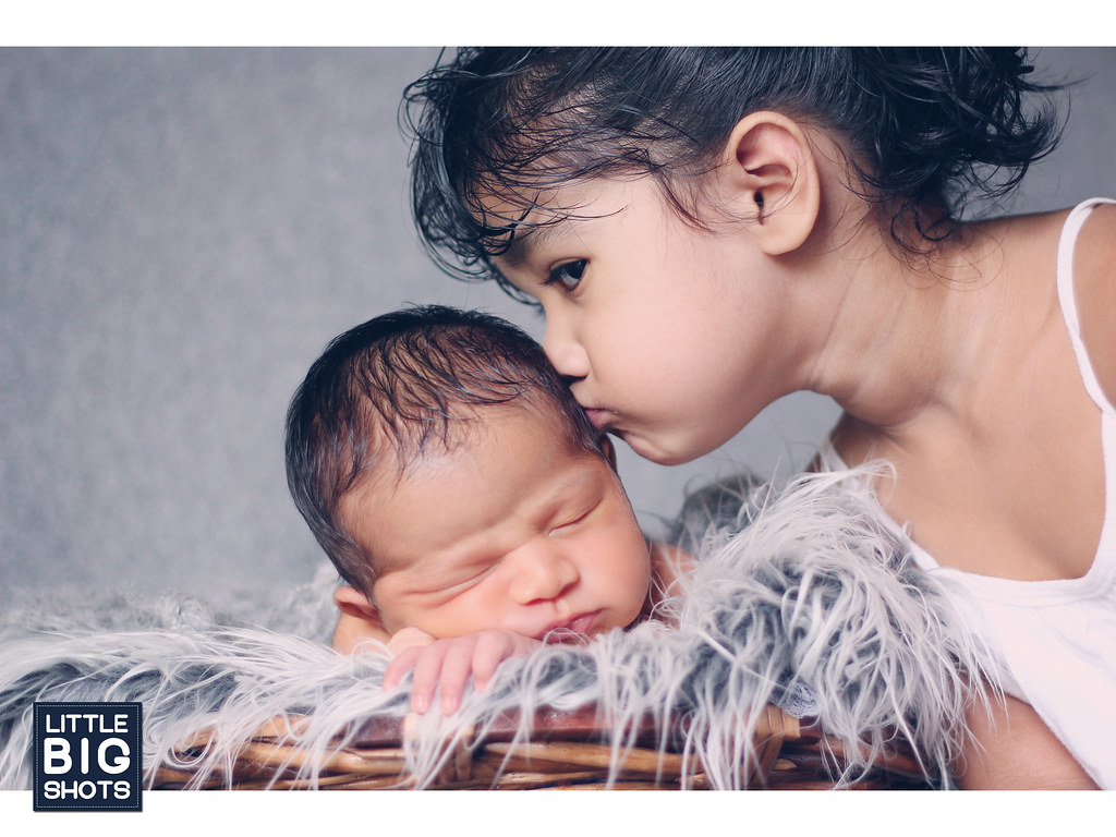 Introducing Muhammad Danish 'Ilman | Newborn Portraiture