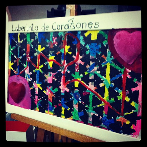 Laberinto de Corazones by LaVisitaComunicacion