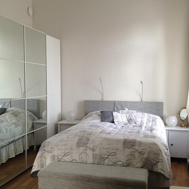 #bedroom #myinteriorinspiration #interior #shabbychic #apartment #love #decorate #instadaily #instadecorate