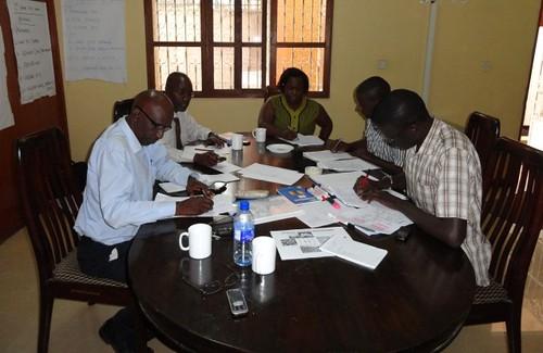 Uganda pig stakeholders platform steering committee meeting