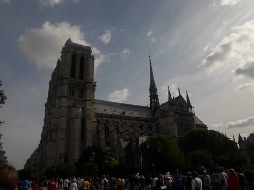 Notre Dame from the South