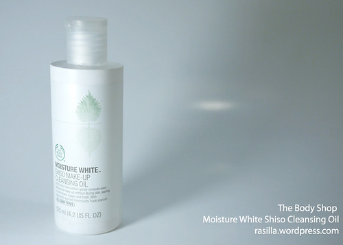 TBS Shiso Cleansing OIl