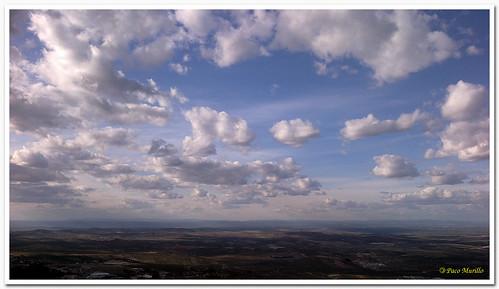 la mar de nubes