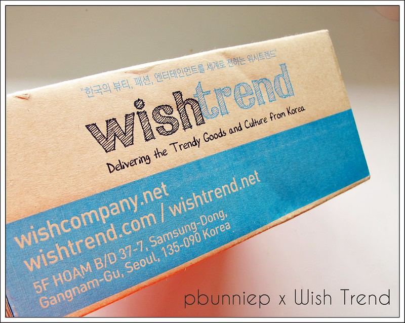 Wishtrend box