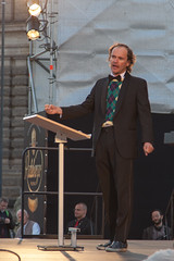 Laudator Olaf Schubert