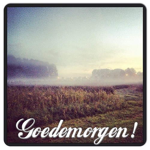 Goedemorgen! by Dynaries