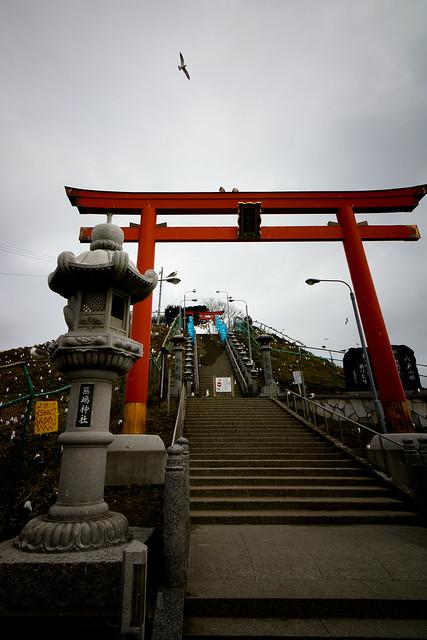 蕪島 / Kabushima