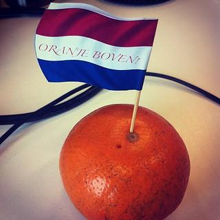 It's an office war. #germany vs #netherlands in the #euro2012