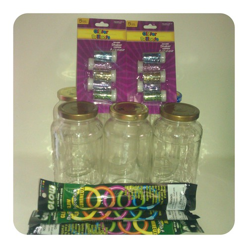 Light bug jar supplies :)