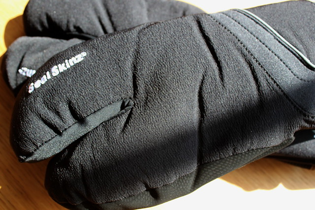 Sealskinz 'Lobster Claw' Handlebar Mittens