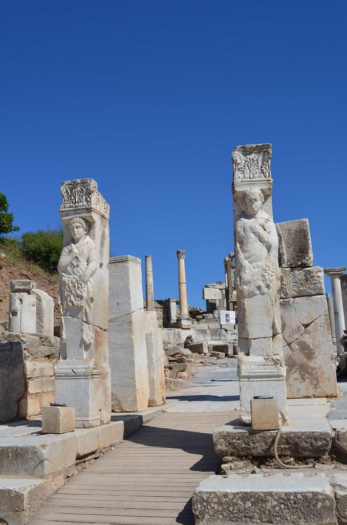 Herculean Gate, Ephesus