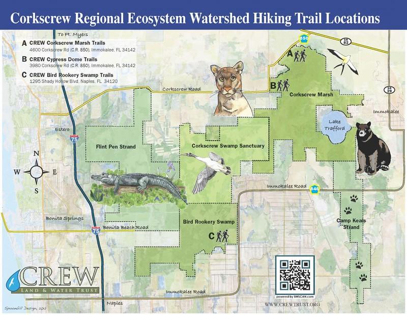 Southwest Florida Hiking Property Guiding