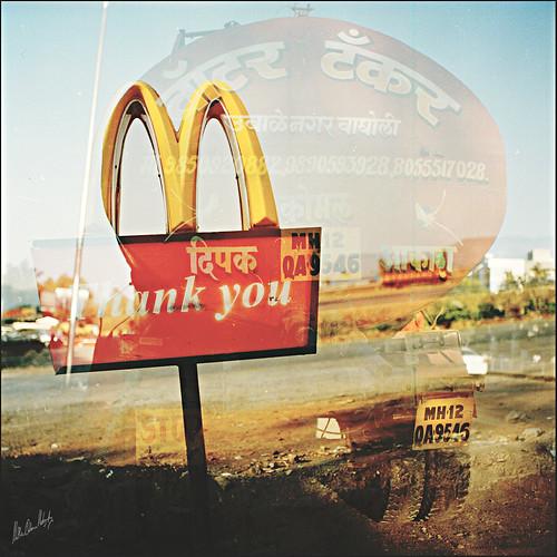 ARAX-CM India - Double Exposure by MatthewOsbornePhotography_