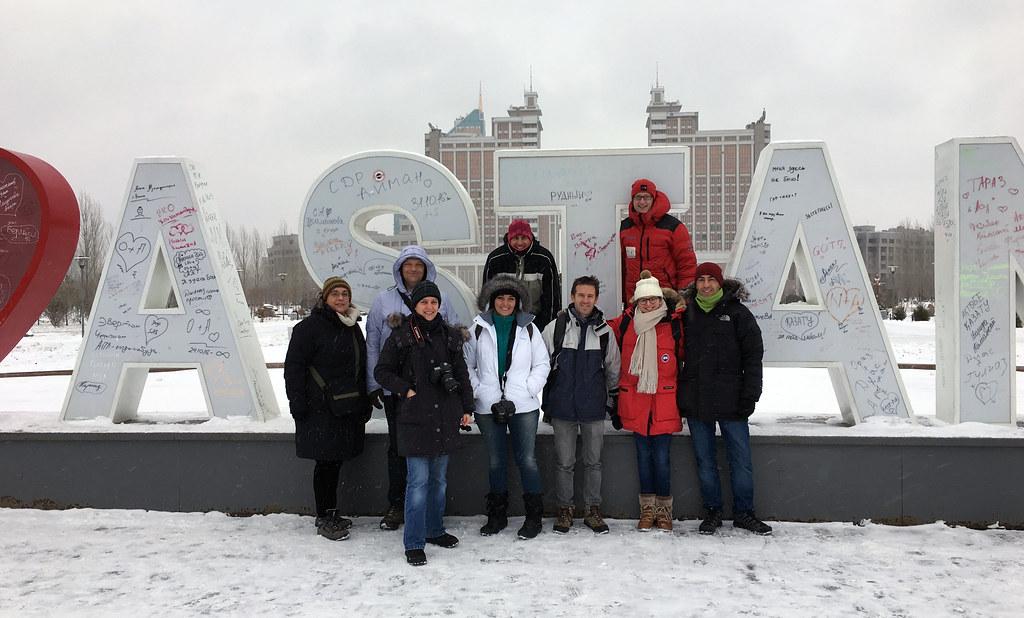 I Love Astana (Kazakhstan)