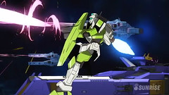 Gundam AGE 2 Episode 27 I Saw a Red Sun Screenshots Youtube Gundam PH (4)