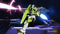 Gundam AGE 2 Episode 27 I Saw a Red Sun Screenshots Youtube Gundam PH (4)