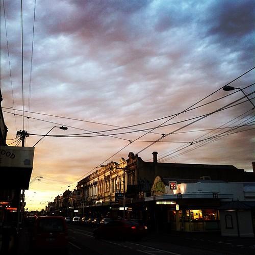 #photoadaymay Day 2 - skyline